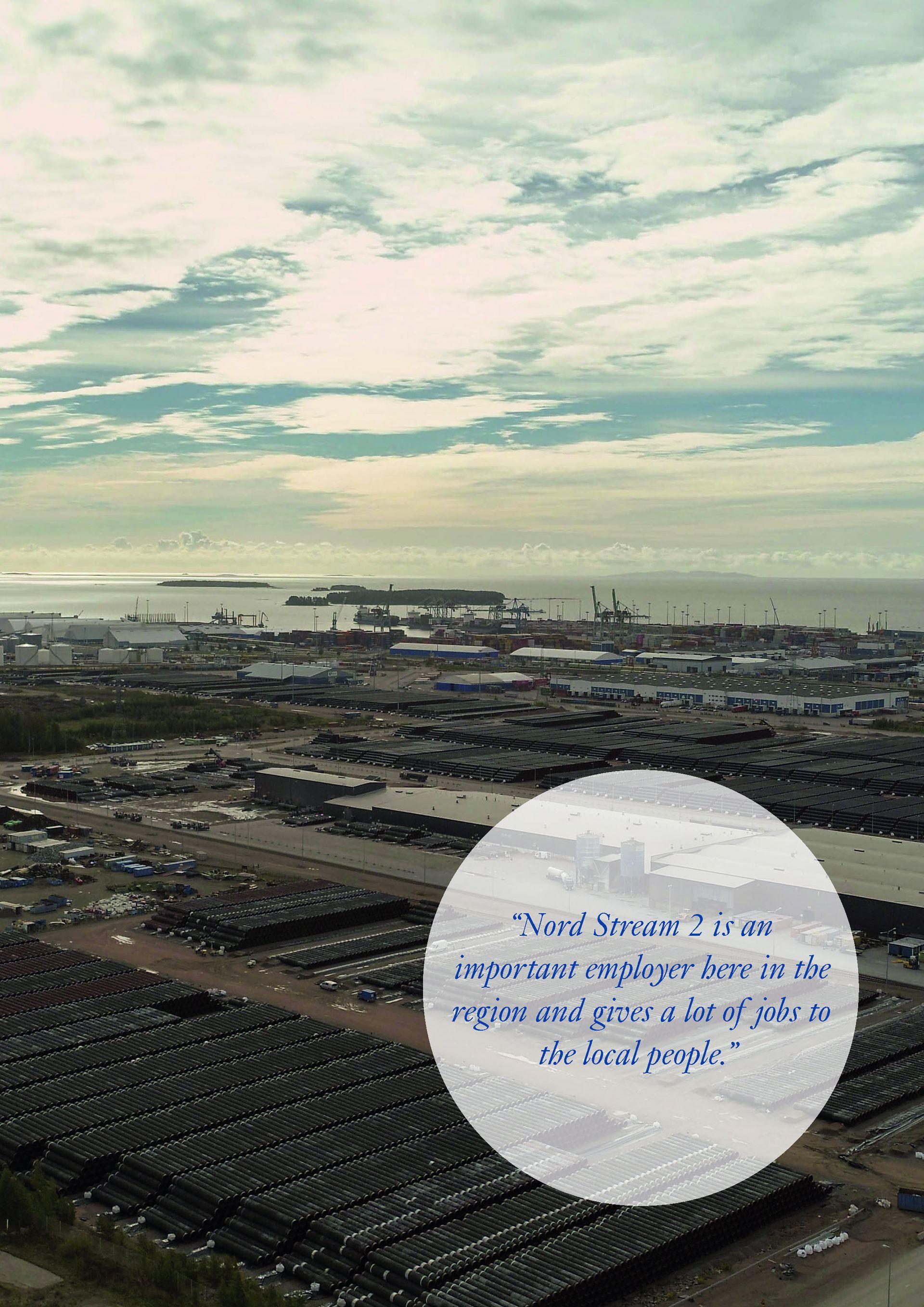Nord Stream 2 Economic Impact on Europe   Arthur D Little