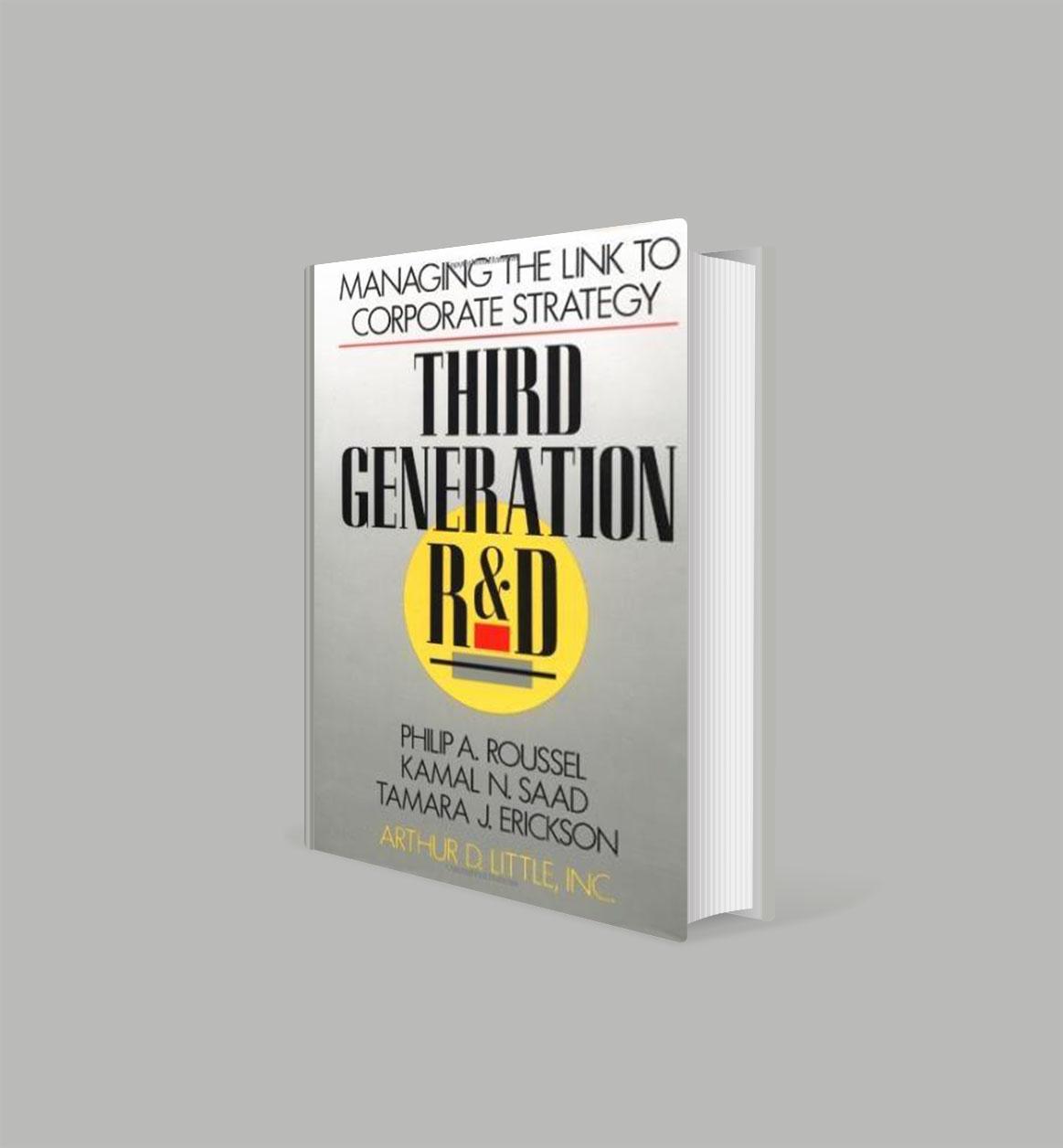Third Generation R&D